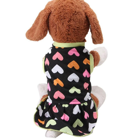 Cute Summer Spring Dresses for Puppies and Dogs