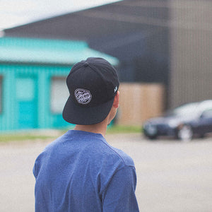 An Everyday Paradise - Black Snapback