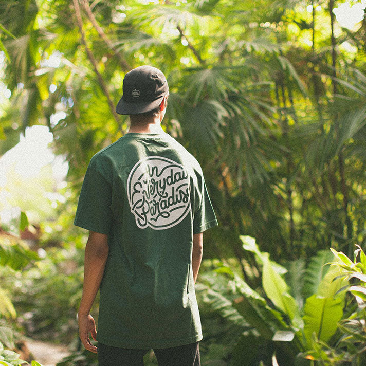 An Everyday Paradise - Forest T-Shirt