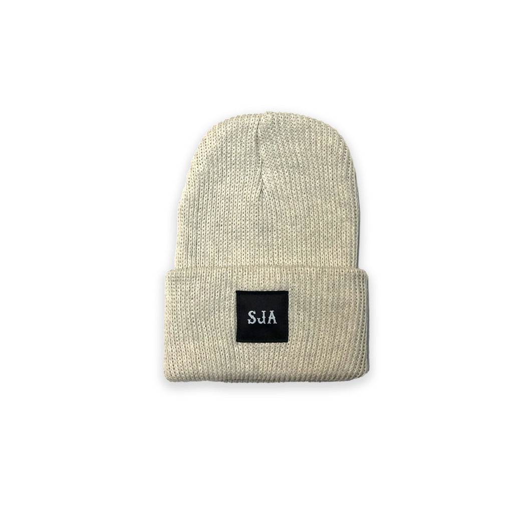 Standard Fisher Knit Toque - Cream