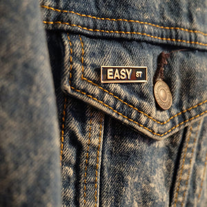 Easy Street - Lapel Pin