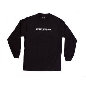 Secret Journey Classic - Black Longsleeve Shirt