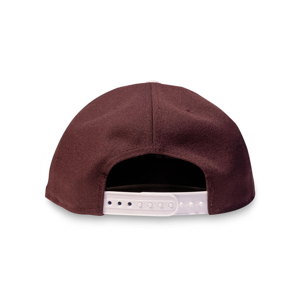 SJA 9FIFTY New Era - Maroon