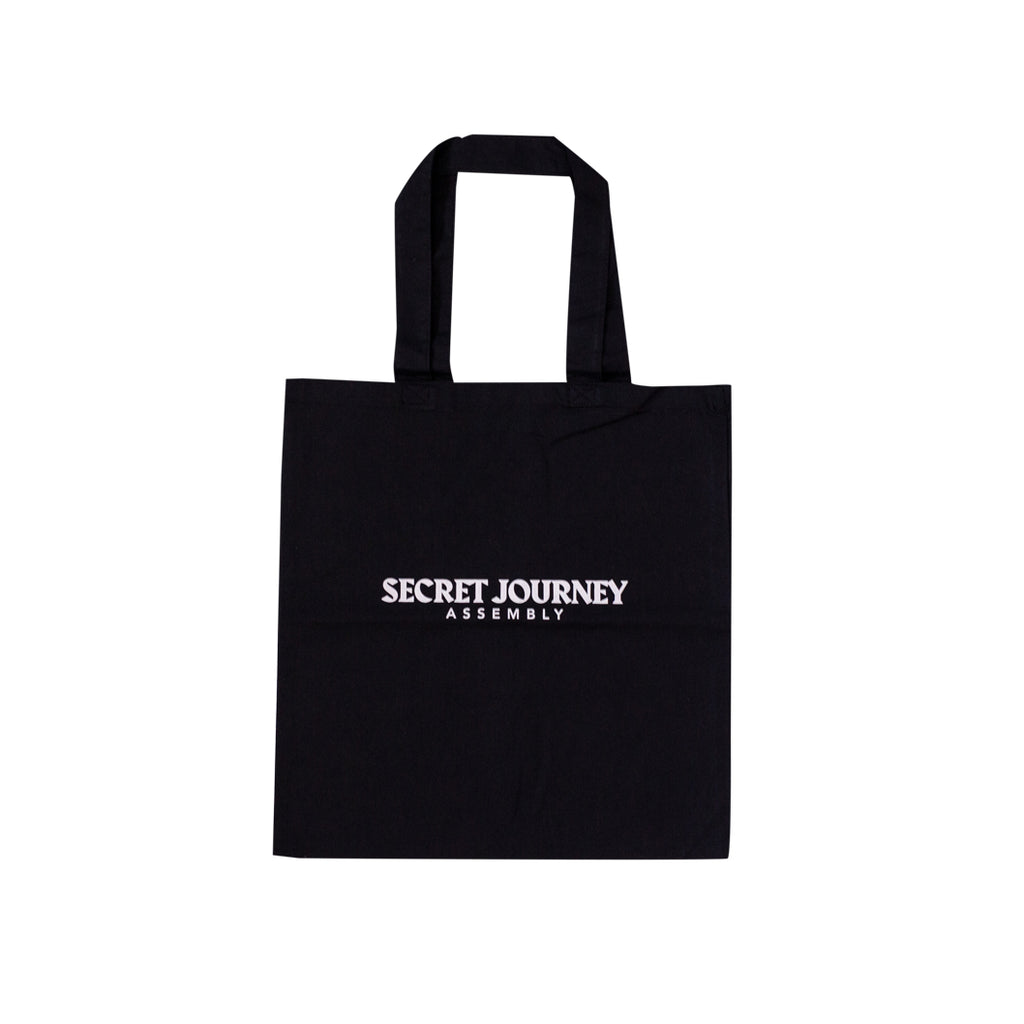 Secret Journey - Classic Logo Tote Bag