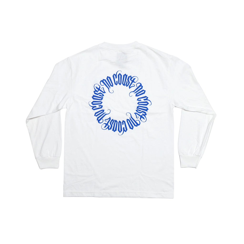 No Coast - White Longsleeve shirt