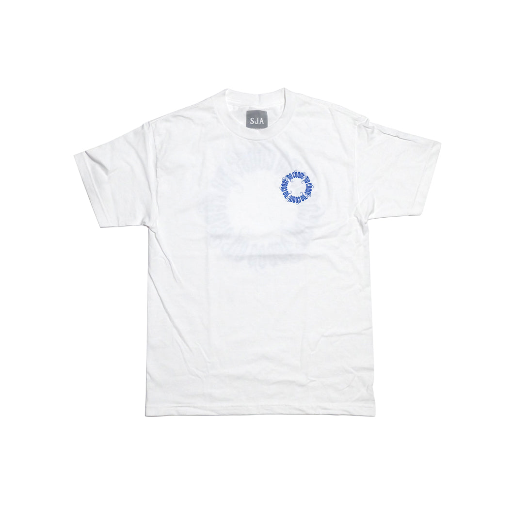No Coast - White T-shirt