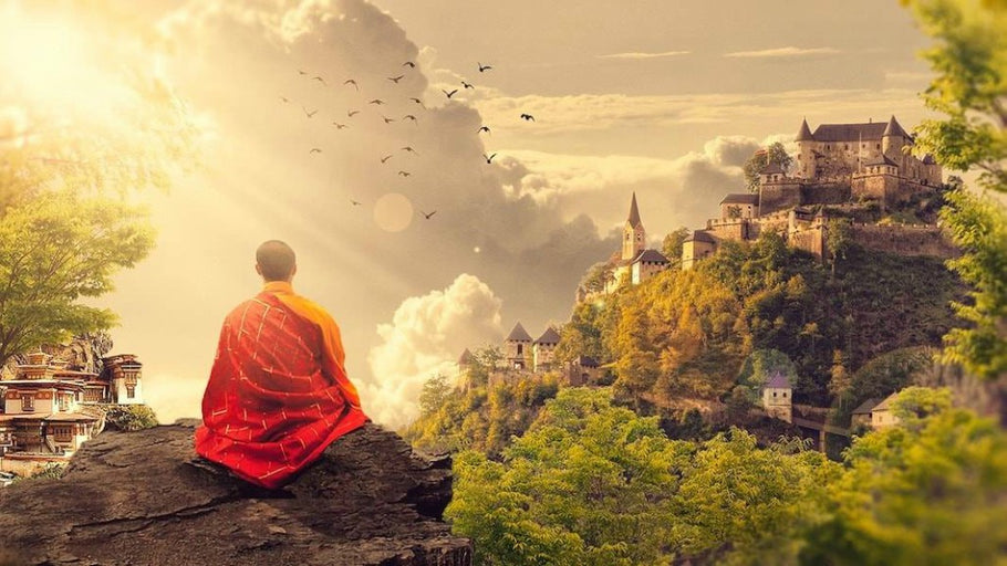 Once You Embrace These 5 Harsh Truths About Life You'll Be A Much Better Person (according to Buddhism).