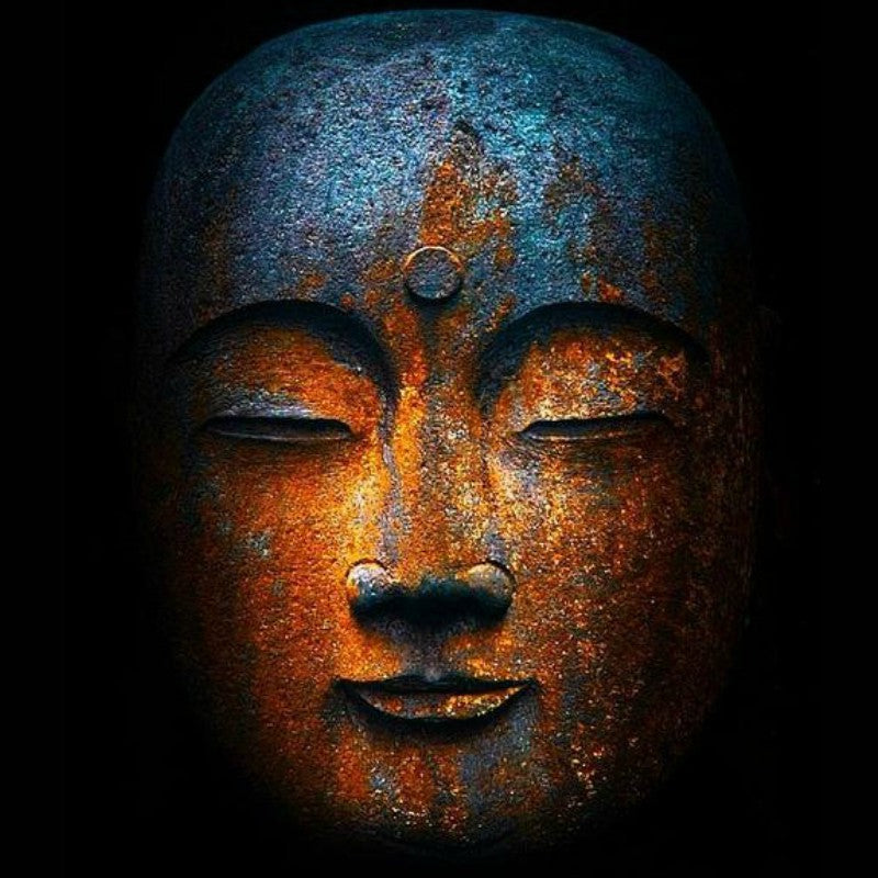 Buddha Wall Art Oil Painting (BD8)