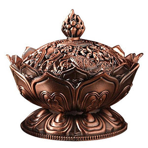 Sacred Lotus Incense Burner