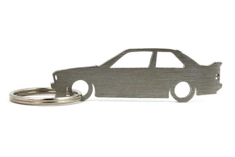 BMW E30 Coupe Key Ring
