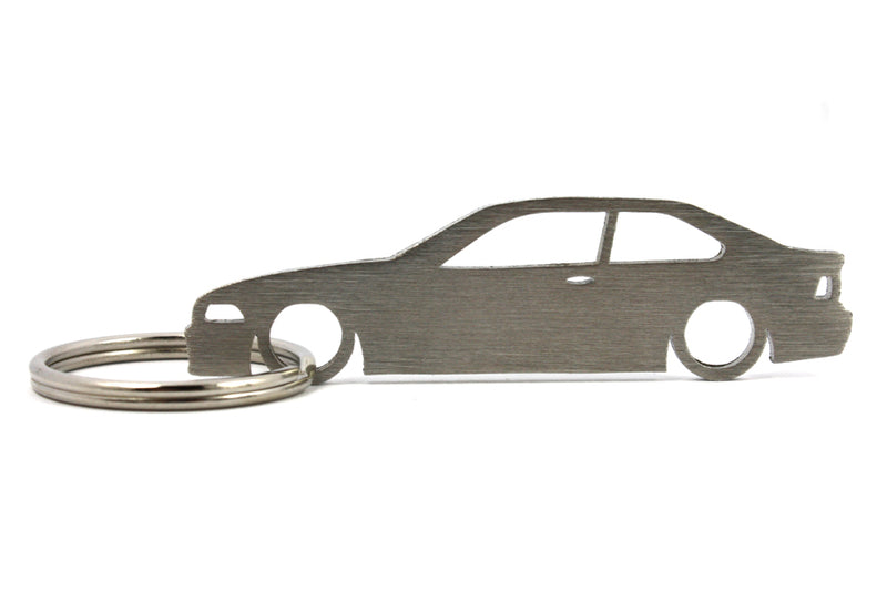 BMW E36 Coupe Key Ring