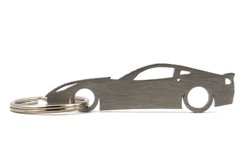 Chevrolet Corvette C7 Key Ring