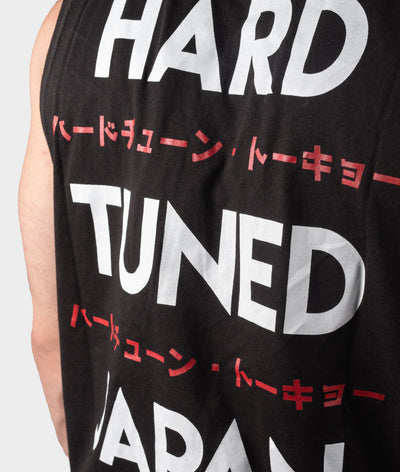 HTxJPN Crossing Tank - Black