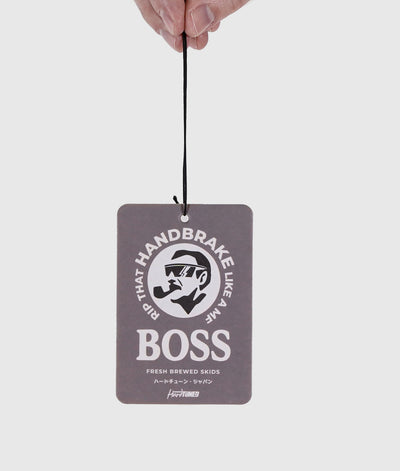BOSS SKIDS Air Freshener - Coffee