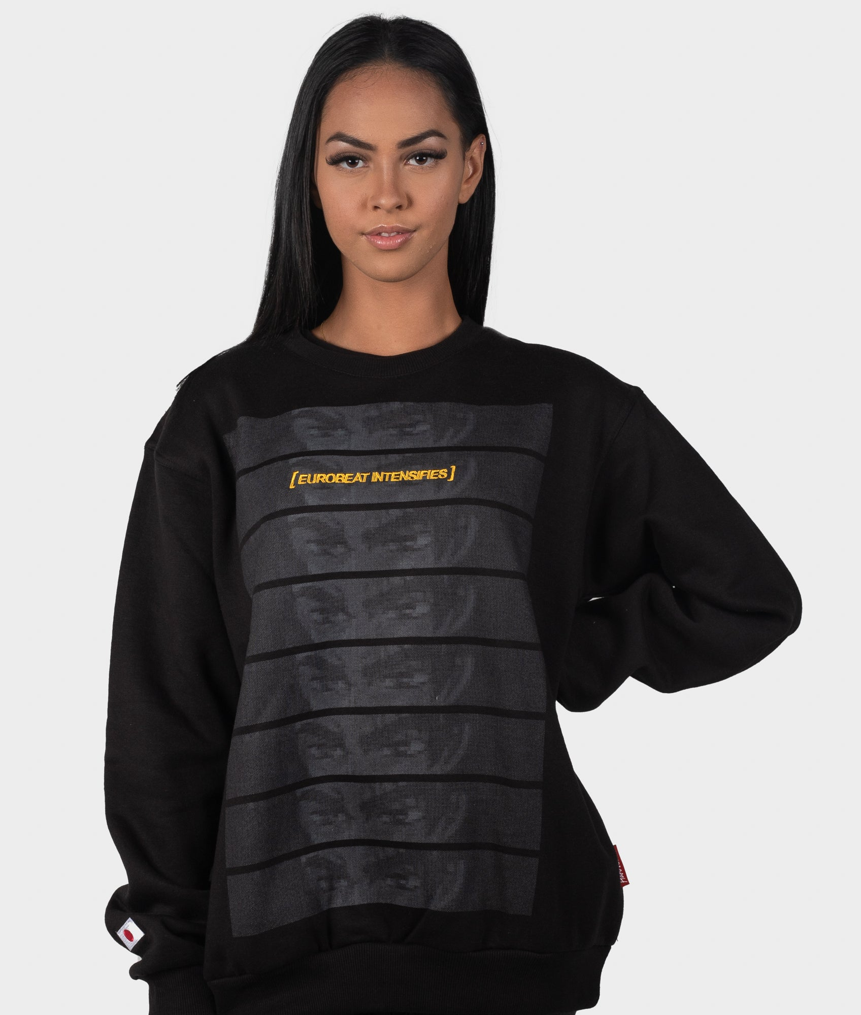 Womens Eurobeat Sweater