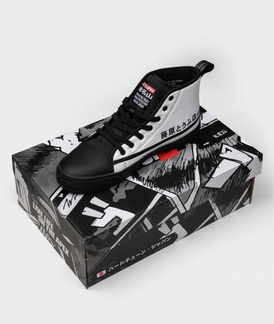 HTXJPN Fuji2 High Top Sneakers