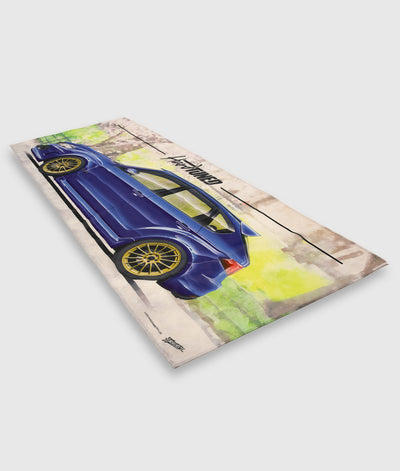 Subaru WRX Hatch Workshop Flag