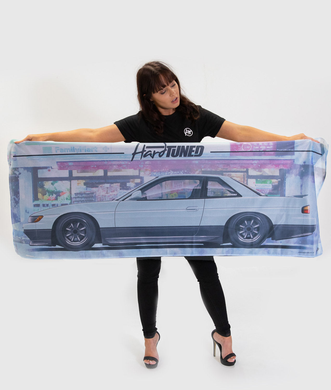 Nissan Silvia S13 Workshop Flag