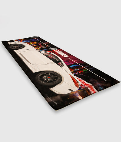 Nissan 350z Workshop Flag