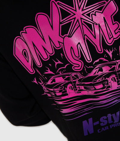 Pink Style - Kansai Drift Team 2019 Hoodie **LIMITED EDITION**