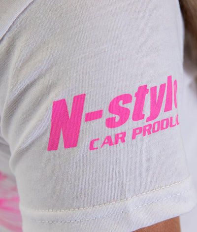 Pink Style - Kansai Drift Team 2019 Womens Tee **LIMITED EDITION**