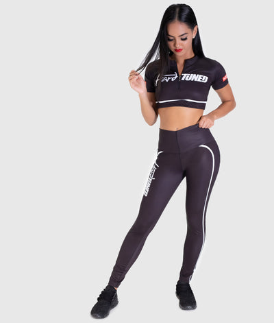 Hardtuned Promogirl Leggings - Black