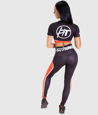 Hardtuned Promogirl Top - Red
