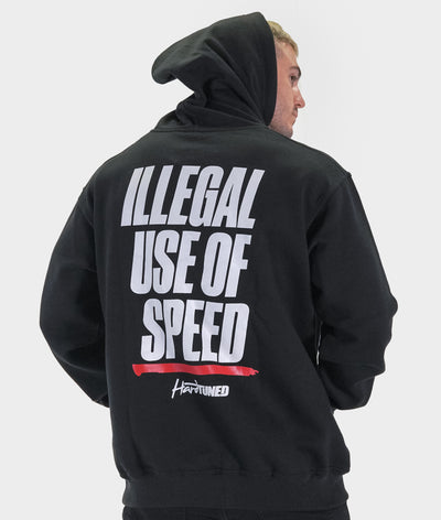 Illegal Use Of Speed Hoodie