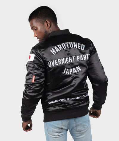 Overnight Parts Bomber Jacket