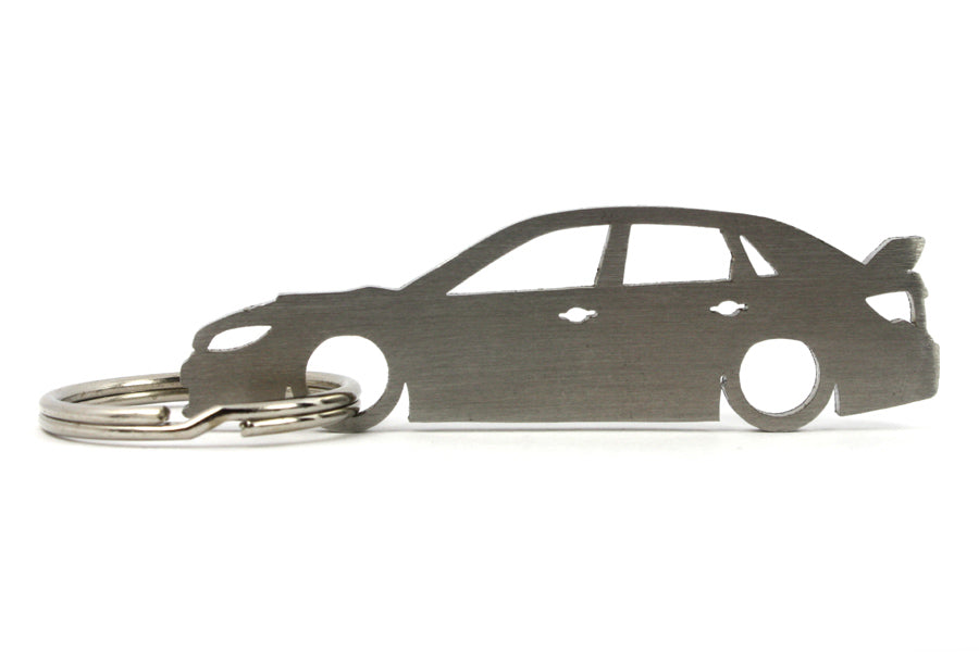 Subaru WRX GH Key Ring - Sedan