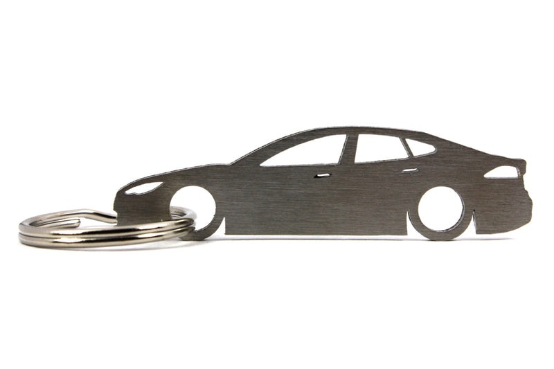 Tesla Model S Key Ring