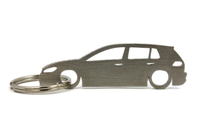 Volkswagen Golf MK7 5D Key Ring