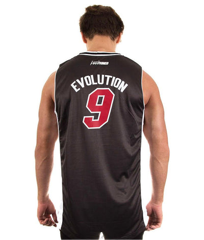 Hardtuned Evolution IX Basketball Jersey XS