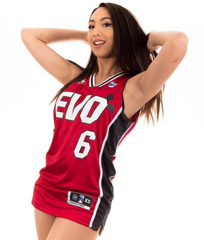 Hardtuned Evolution VI Basketball Jersey XS