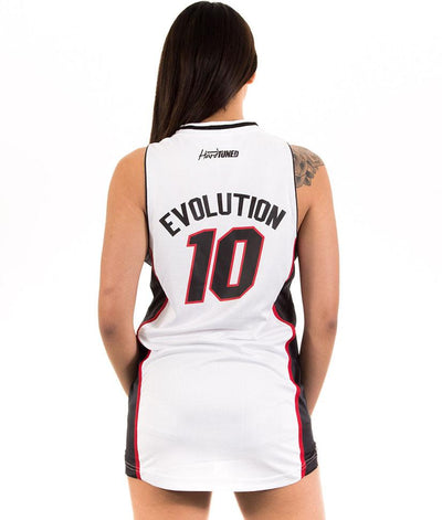 Hardtuned Evolution X Basketball Jersey XS