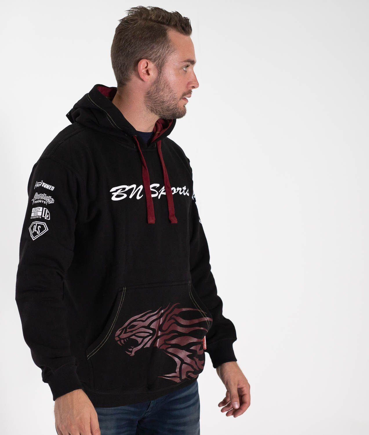Hoodie - BN Sports Authentic Drift Hoodie **LIMITED EDITION**