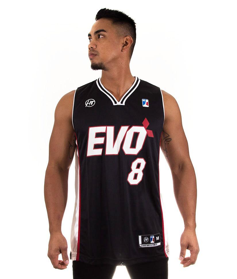 Hardtuned Evolution VIII Basketball Jersey