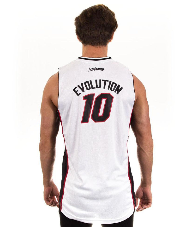 Hardtuned Evolution X Basketball Jersey