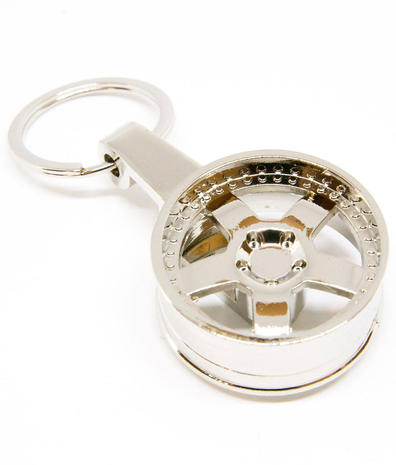 5-Arms Key Ring