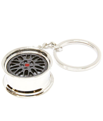 BBS LM Wheel Key Ring
