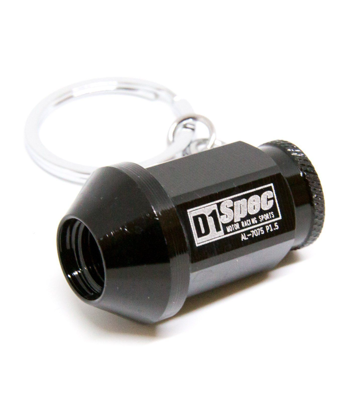 D1 Wheel Nut Key Ring