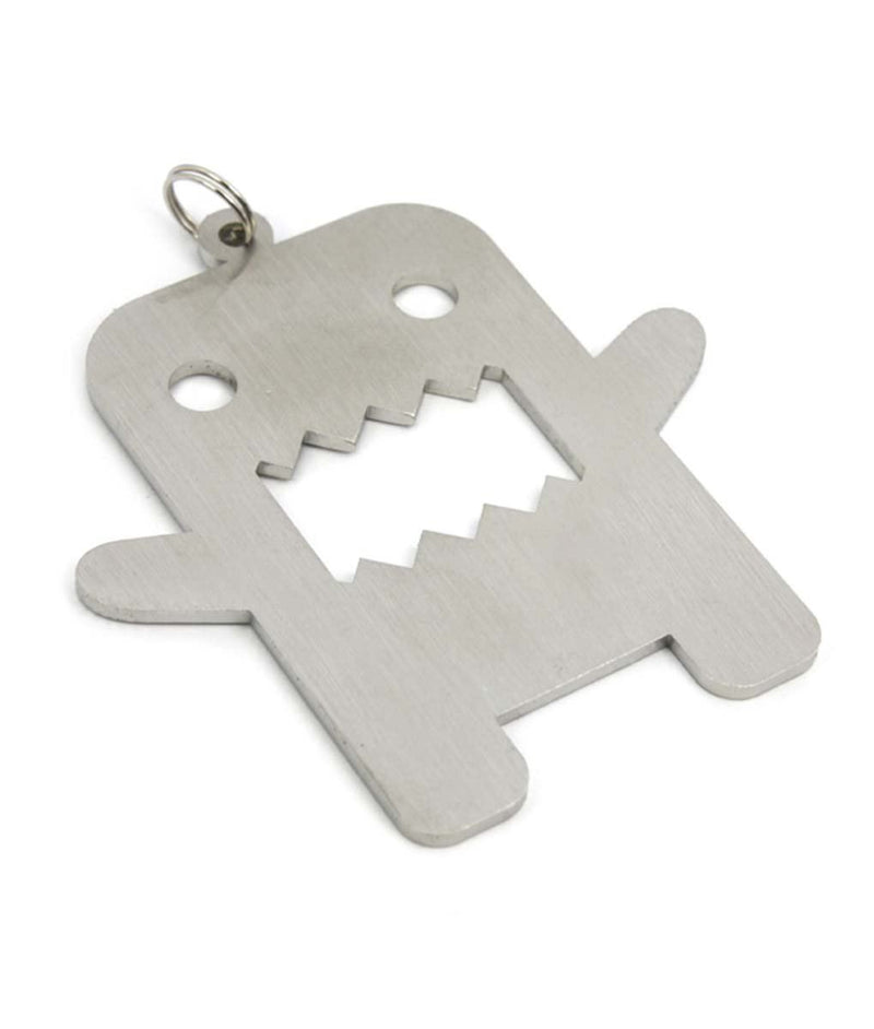 Key Ring - Domo Bottle Opener Key Ring