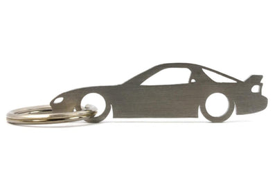 Mazda RX-7 FD Key Ring
