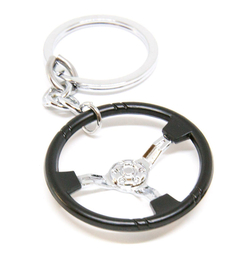 Steering Wheel Key Ring