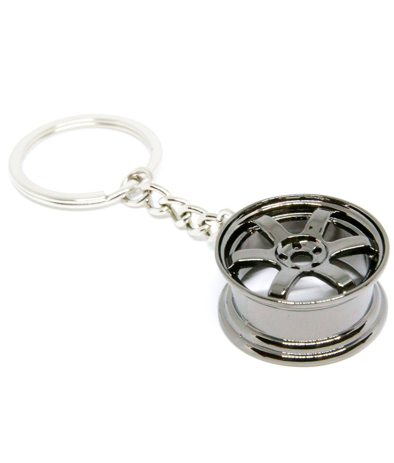 Volk TE37 Key Ring