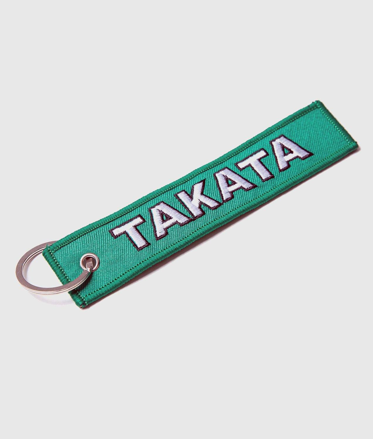Takata Key Tag