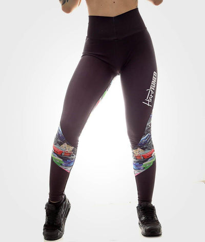 Leggings - JDM Booty Cuties Leggings