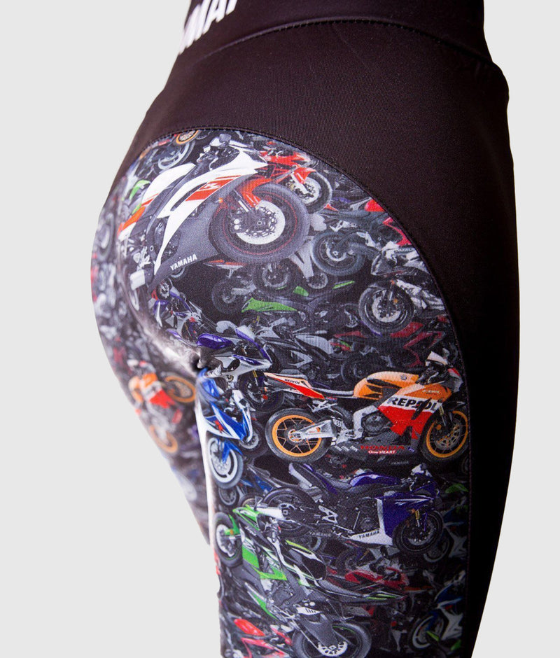 SportsBike Booty Leggings