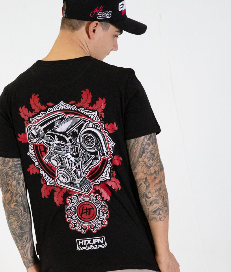 SR20 Tattoo Band Tee