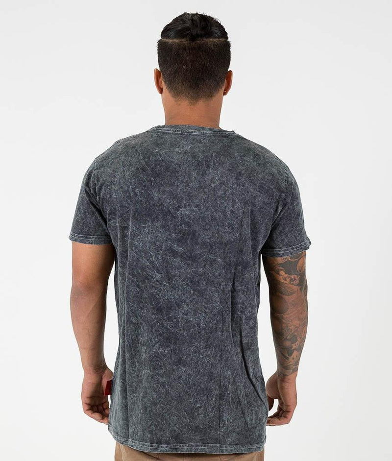 Tee - Work Wheels Acid Wash Tee